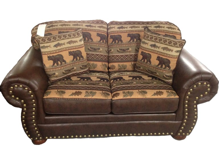 Marvelous Rustic Loveseat Andrewgaddart Wooden Chair Designs For Living Room Andrewgaddartcom